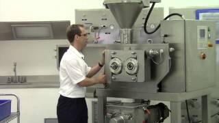 Alpine Pharmapaktor – Compaction S