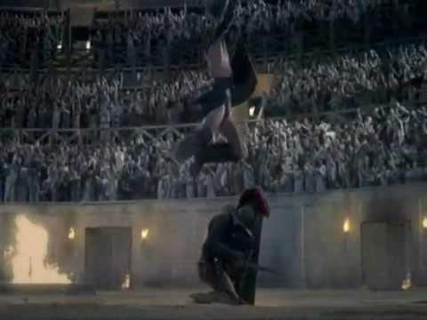 Fight -Crixus VS Spartacus
