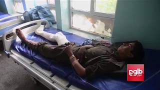 FARAKHABAR: Ghazni Crisis Discussed