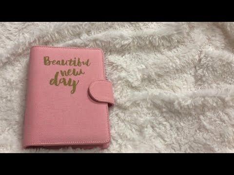 National Bookstore Planner Flip Thru|| Beautiful New Day