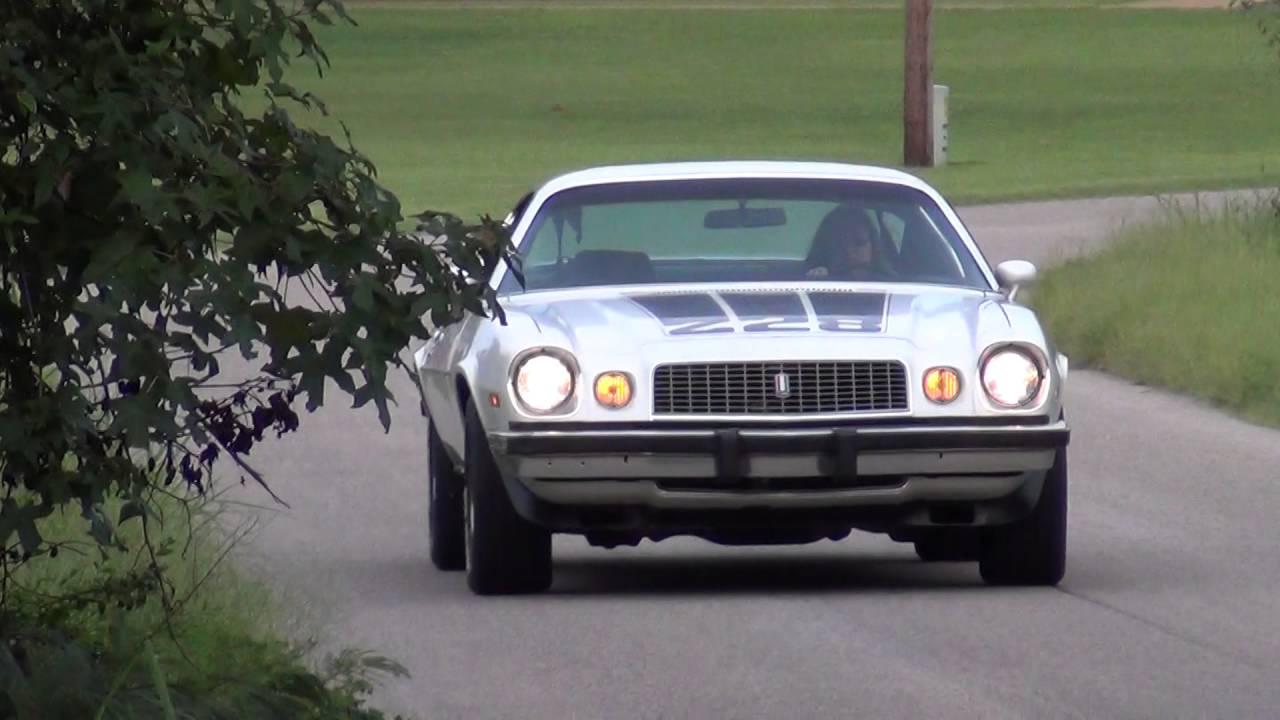 1974 Chevrolet Camaro Z28 LT One Owner / Rare Car Video 2