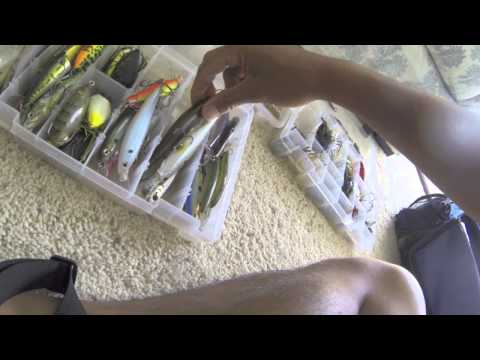 1Rod1ReelFishing's Tackle Arsenal 8/1/14