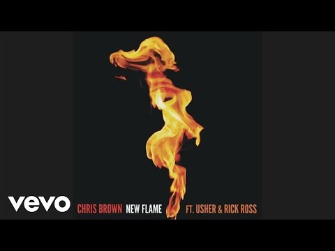 Chris Brown - New Flame (Official Audio) ft. Usher, Rick Ross