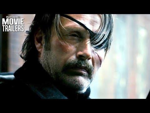 POLAR Trailer (Action Thriller 2019)