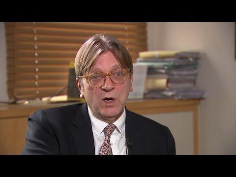EU citizens 'worried' after Britain's Windrush scandal, says Guy Verhofstadt | ITV News