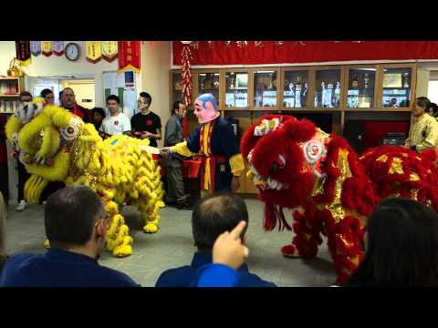 The Tiger Chronicle: CNY 2014 party