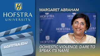 Margaret Abraham - Domestic Violence: Dare to Speak Its Name