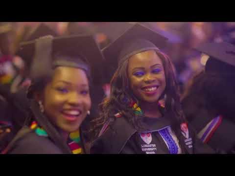 Inaugural Undergraduate Graduation Ceremony - Full Video