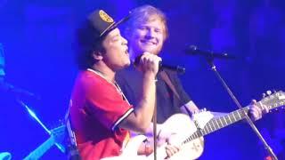 Bruno Mars & Ed Sheeran - Thinking Out Loud [Live]