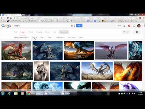 Google Advanced Image Search Tutorial