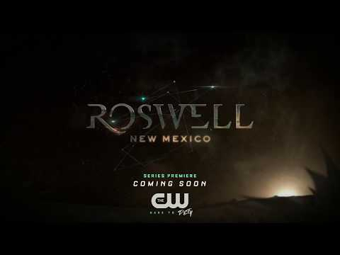 ROSWELL, NEW MEXICO Comic-Con® 2018 Teaser #WBSDCC