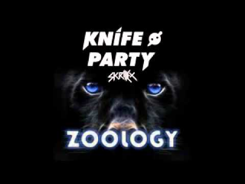 Knife Party feat  Skrillex Zoology Extended Mix