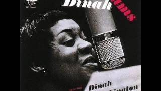 Watch Dinah Washington You Go To My Head video