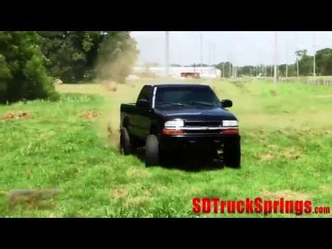 s10-lift-kit---rough-country-6-inch---94-2003---chevy/gmc---tutorial-and-review