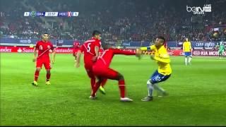 Neymar skill vs Peru - Coma America 2015 - 14-06-2015