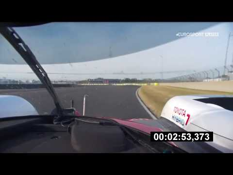 24H Le Mans 2017 - Kamui Kobayashi Pole Position Onboard