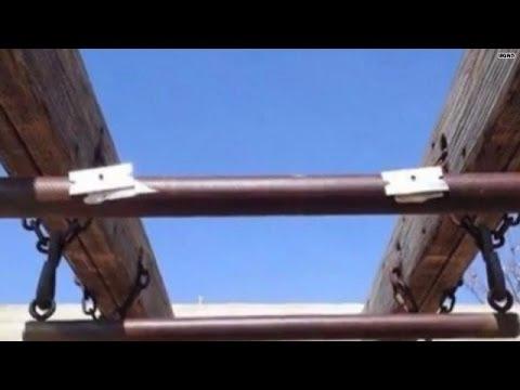 Pain at the Playground: Monkey Bars
