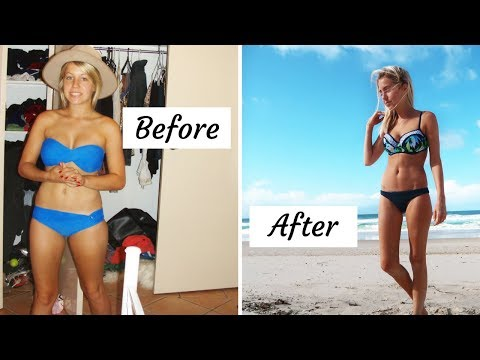 Raw Vegan Body Transformation: 20kg Weight Loss (with photos)