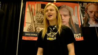 Interview with Daeg Faerch From Rob Zombies Halloween