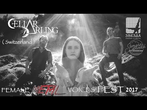 Cellar Darling — Female Metal Voices Fest 2017.Live at «Zvezda Club» (Samara, Tuesday October 24th.)