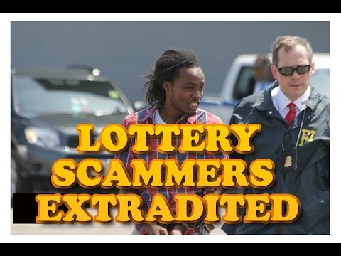 Jamaican Lottery Scammers extradited to the United States to answer for their crimes