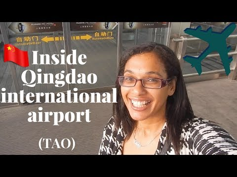 How to navigate Qingdao (TAO) international airport | landsi