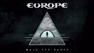 Europe -  Turn To Dust (Single - RSD 2019)