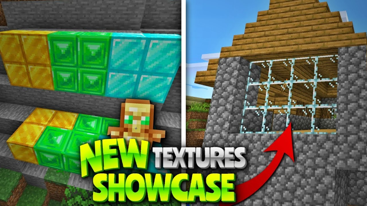 The New Minecraft Textures V2 Gameplay Review Thoughts