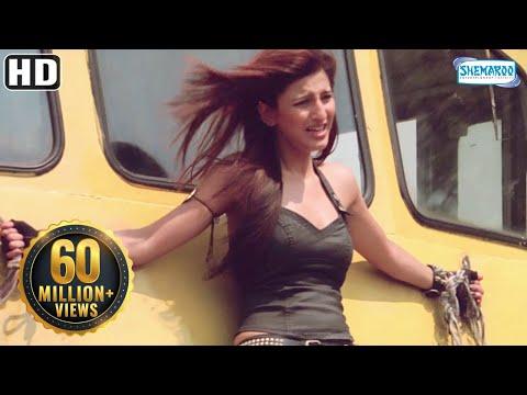 Imran Khan saves Shruti Hassan action scene from Luck [2009] - Hindi Movie - Sanjay Dutt, Mithun