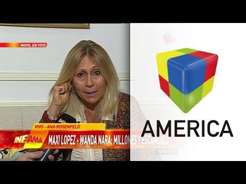 Ana Rosenfeld habló de la situación legal de Wanda Nara
