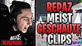 REPAZ MEIST GESCHAUTE CLIPS FORTNITE 💥BEST OF REPAZ 🔥REPAZ RAGE 😡