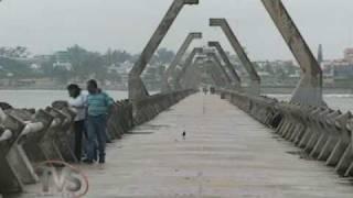 TVS Noticias.- Escolleras de Coatzacoalcos, Veracruz, zona de riesgo por temporada de lluvias