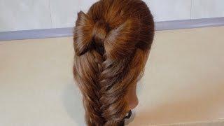 Fryzury Pazury - Kokarda z kłosem