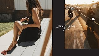 Say Yes To New Adventures | August Vlog