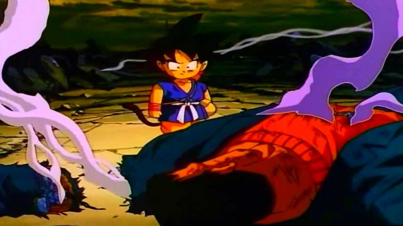 Download Dragon Ball Movie: Path To Power - Goku's rage when Android 8 dies HD