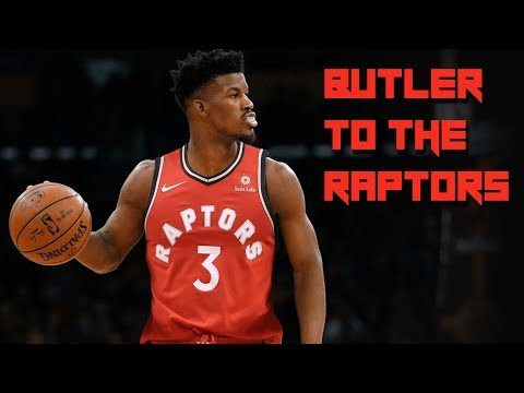 JIMMY BUTLER to the RAPTORS? - How ALL-STAR Guard Could Impact the Team