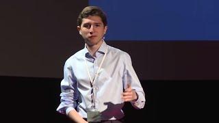 Daha İyi bir Gelecek | Brian Condenanza | bir TEDxHautLacSchool Oluşturmak için Blockchain Kullanma