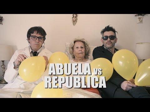 GUILLE AQUINO | Sketch - ABUELA VS REPUBLICA