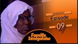 FAMILLE SENEGALAISE - Saison 1 - Episode 9 - VOSTFR