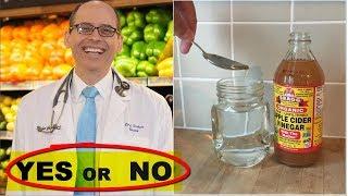 Apple Cider Vinegar Help Lose Weight ? | Dr. Michael Greger