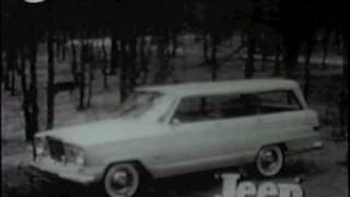 Jeep Wagoneer with OHC Tornado 1962-65