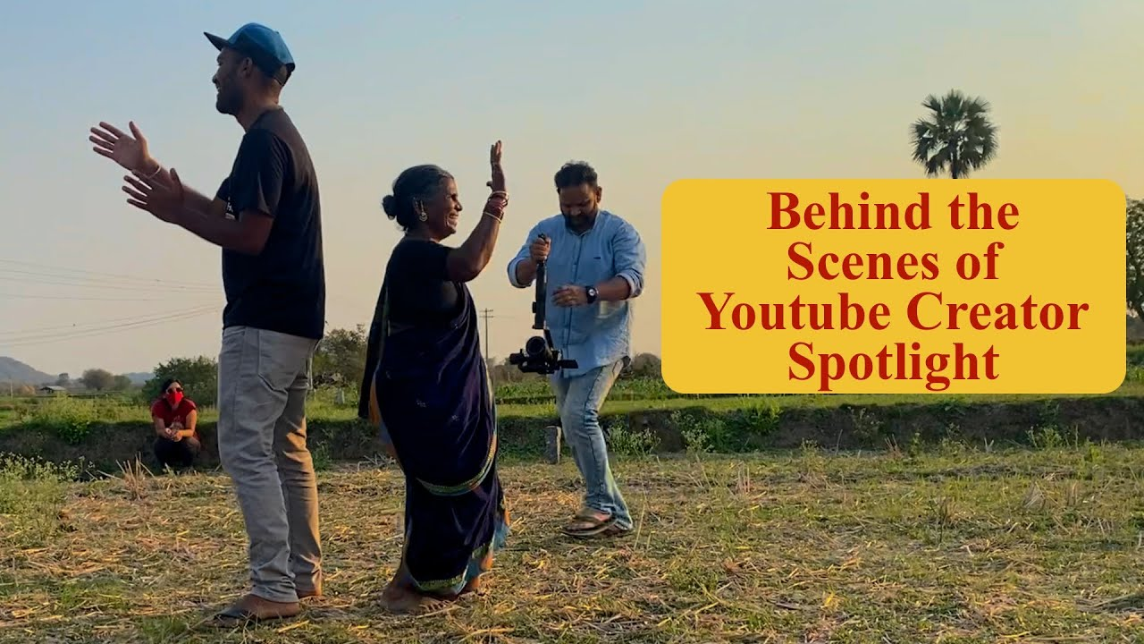 Behind the Scenes of Youtube Creator Spotlight | My Village Show Vlogs