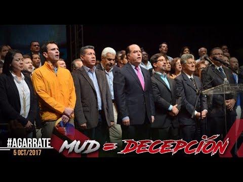 ¿PRESOS POLÍTICOS A PEDIR DISCULPAS? | PARTE 1 | ESCANDALO DE CARLOS OCARIZ | AGÁRRATE | FDP