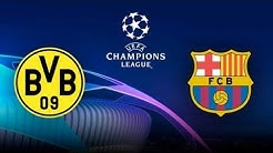 Barcelona vs Dortmund Live Stream (Champions League) EN VIVO Live Stats + Countdown HD