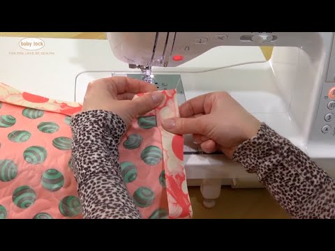 How to Sew Perfect Mitered Corners - YouTube : mitered corners on quilts - Adamdwight.com