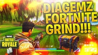 FORTNITE GRIND!! LETS GET A W!!