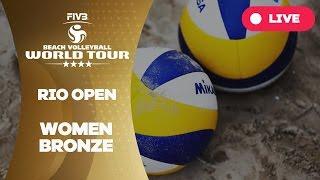 Rio 4-Star 2017 - Women Bronze - Beach Volleyball World Tour