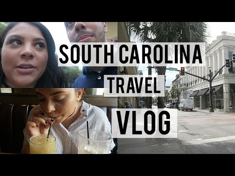 They Filmed The Notebook Here! | CHARLESTON, SC VLOG