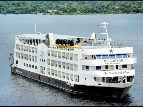 Amazonas brasil, en el Iberostar Gran Hotel Ship Amazon - El Expreso Viajero