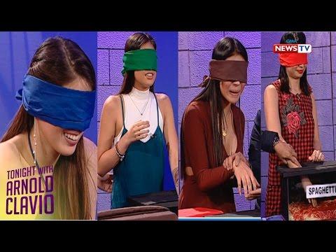 Tonight with Arnold Clavio: Mga Sang'gre, sumabak sa 'What's in the box?' challenge!